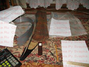 Подготовительные работы для сборки сварочного трансформатора.