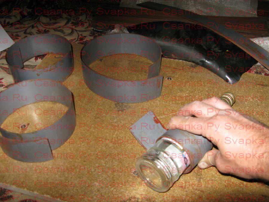 Сердечник для тороидального трансформатора своими руками 112