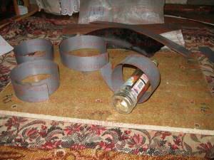 Сборка тороидального трансформатора