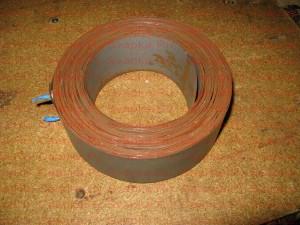 Первое кольцо магнитопровода сварочного трансформатора