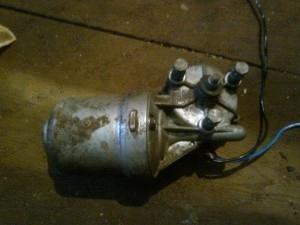 Двигатель механизма подачи проволоки ВАЗ 2101