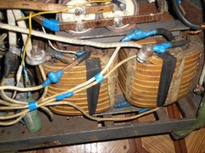 Сварочный трансформатор для полуавтомата
