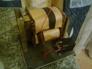 Трансформатор управления сварочного полуавтомата
