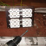 Блок управления сварочного полуавтомата