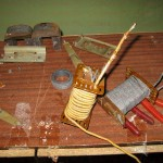Дроссель с вольтодобавкой для сварочного полуавтомата