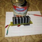 Сглаживающий конденсатор, сварочный полуавтомат