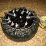 Трансформатор для сварочного полуавтомата, расчет, намотка