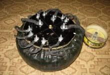 Расчет и намотка трансформатора сварочного полуавтомата
