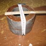 Размеры тора | Намотка сварочного трансформатора