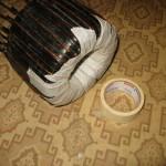 Сначала внутри | Намотка сварочного трансформатора