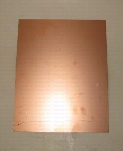 Заготовка 200х250 мм. текстолит
