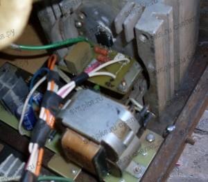 Симисторный коммутатор сварочного полуавтомата
