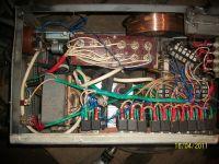 Коммутация сварочного трансформатора с помощью реле