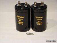 Конденсатор Sancon 22000uF 63V