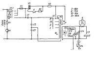 Схемы заводских сварочных аппаратов