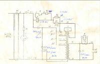 Схема сварочного аппарата с ограничением тока