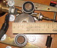 Как рассчитать диаметр ролика протяжного механизма сварочного полуавтомата