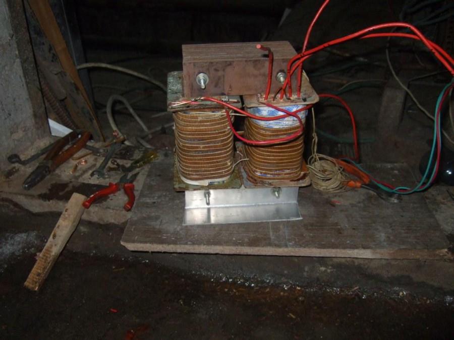 24Трансформатор тороидальный сварочный трансформатор