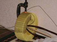 Намотка сварочного трансформатора