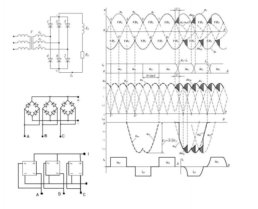 Схема блока управления сварочного полуавтомата фото 954