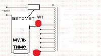 Замер тока ХХ мультиметром