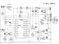 Регулятор на TL494 нужна печатка