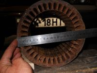 Железо от электродвигателя внешний диаметр
