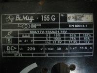 BL MIG - 155G
