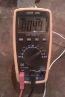Новые измерения тока ХХ